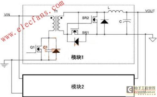 4、改进的同步整流电路