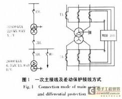 微机型变压器差动保护动作原因分析与对策