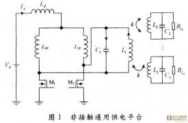 非接触通用供电平台多负载解谐控制方法研究