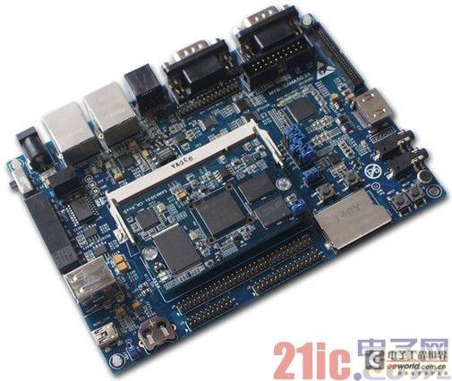 米尔推出首款国产ARM Cortex-A5工控板