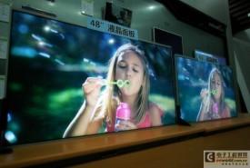 """三星电子中国LCD TV面板比竞争公司产品大""""1寸"""""""