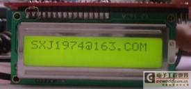 按键控制显示;键盘位P3.2/P3.3/P3.4/P3.5 按下相应键盘,则显示不同的数据