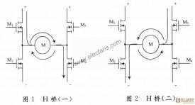 基于HIP4081的厚膜H桥电机驱动电路设计解析