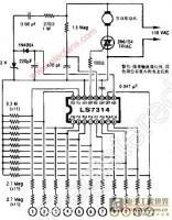 搅拌机控制电路