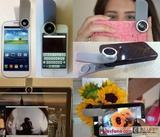 可夹在手机上的镜头,Mobi-Lens让手机拍照更美好