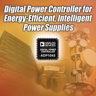 ADI数字电源架构加速高效智能电源设计
