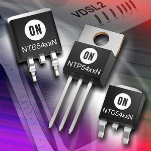 安森美推出8款新的中等功率MOSFET器件
