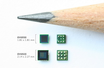 OmniVision 推出微光性能低功耗医用传感器