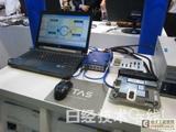 ETAS展示可评测汽车ECU的新系统