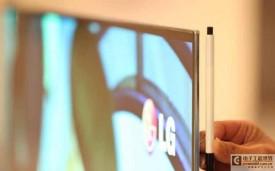 LG Display发布55寸OLED电视面板