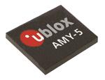 u-blox发布最小的完整GPS 接收机AMY 模块