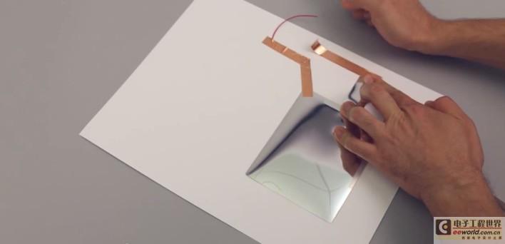 用纸来发电,魔法报纸不是梦!