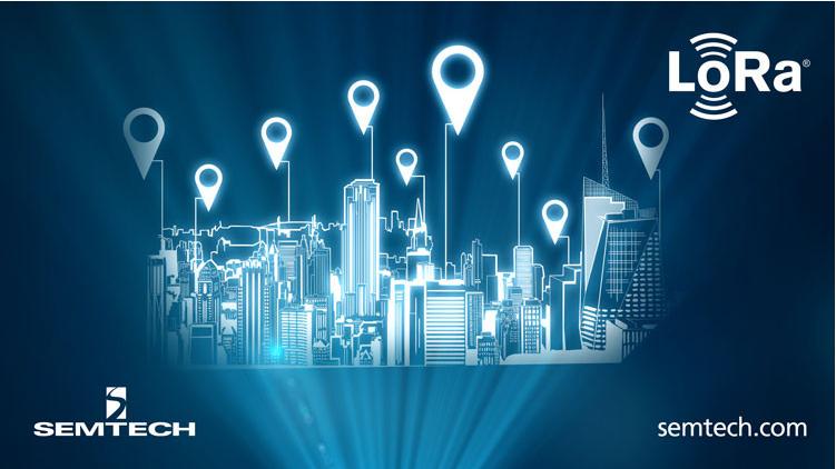 新型LoRa®器件和LoRaWAN®协议的全新IoT定位跟踪器问市