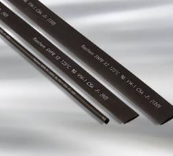 TE推出极高阻燃性单壁热缩套管SWFR
