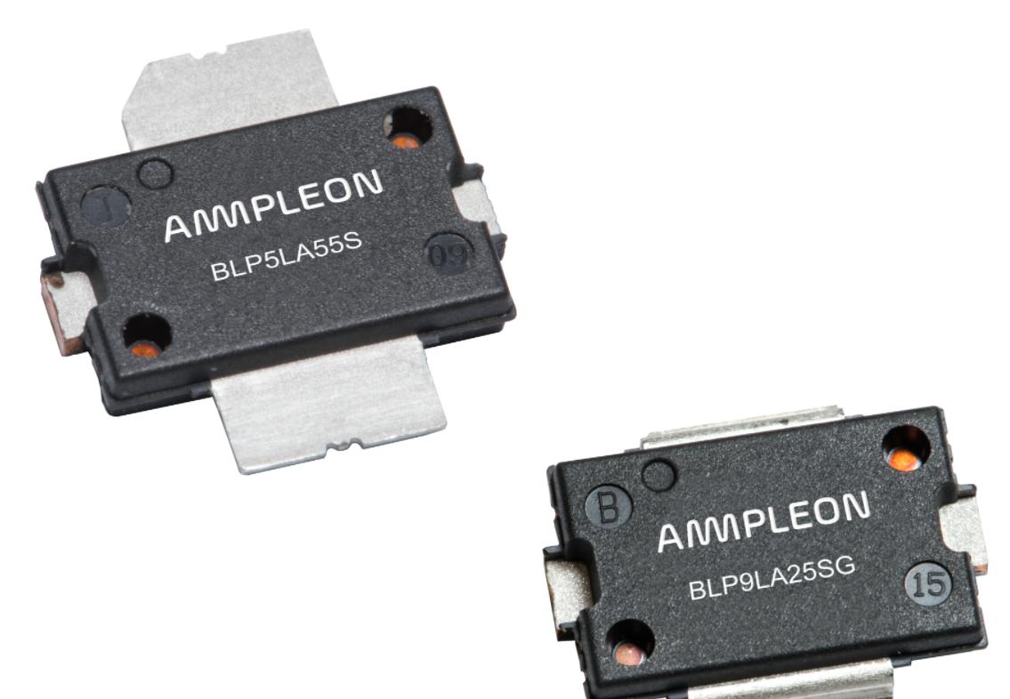 埃赋隆为地面移动电台应用推出全新 LDMOS功率放大器