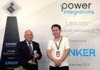 Power Integrations交付第一百万颗基于氮化镓的InnoSwitch3 IC
