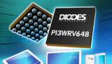 Diodes推出MIPI PHY切换器,可在五个通道间快速切换