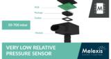 Melexis 推出专为测量汽车应用的相对压力传感器 IC