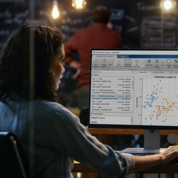Coursera 和 MathWorks 携手发布新的数据科学课程