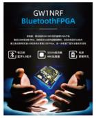 高云半导体发布最新的μSoC射频FPGA,可用手机蓝牙编程