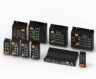 TE具有M12連接的工業以太網交換機,符合EN50155標準