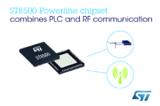 ST 智能表计芯片组集成电力线和无线两种通信技术