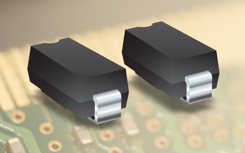 Bourns進一步拓展其離散式電壓瞬變抑制二極管產品線