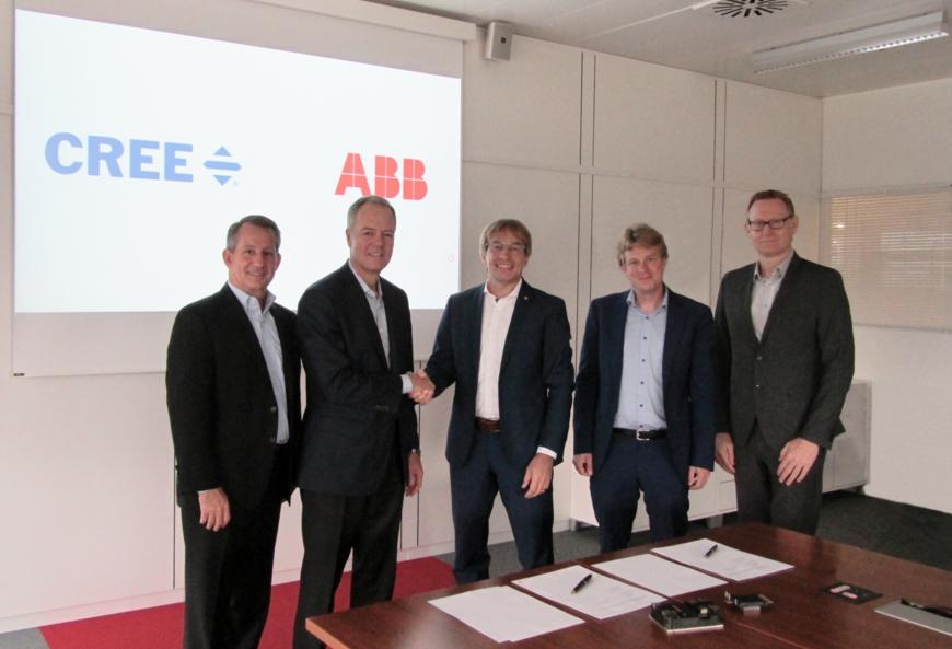 科锐联手ABB加强SiC合作,提供汽车和工业领域解决方案