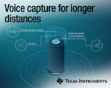 TI新型音频模数转换器可在嘈杂环境中实现低失真录音