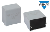Vishay推出新系列汽车级交流和脉冲金属化聚丙烯薄膜电容器