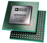 ADI全新宽带RF收发器简化系统设计并降低成本