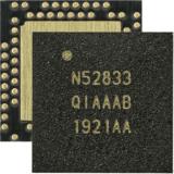 儒卓力提供Nordic最新多协议SoC nRF52833和开发套件