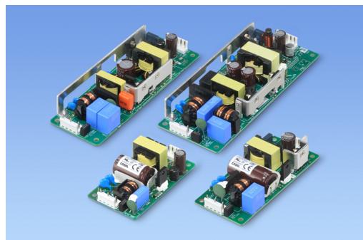 科索UL/EN62368-1认证低轮廓开放式框架电源又添新成员