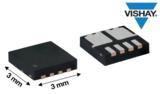 Vishay新款共漏极双N沟道60 V MOSFET,提高功率密度和效率
