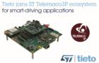 ST携手Tieto,加快汽车中控制单元开发周期,让驾驶更安全