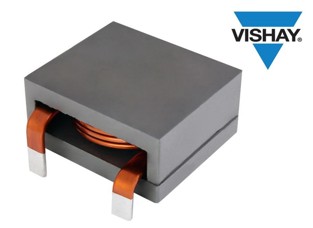 Vishay全新IHDF边绕电感器可减少功耗,提高效率
