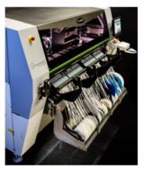 环球仪器FuzionXC2-37™贴片机助力Quester Tangent 高效生产