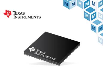 拥有出色的集成度,AWR1843 TI毫米波传感器贸泽开售