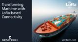 Semtech、Wilhelmsen和TTI强强联手,LoRa技术打造海运物联网