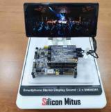Silicon Mitus携最新音频解决方案亮相CES2020