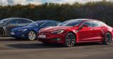 电动车已在挪威成新宠,去年所售新车42%是纯电动汽车