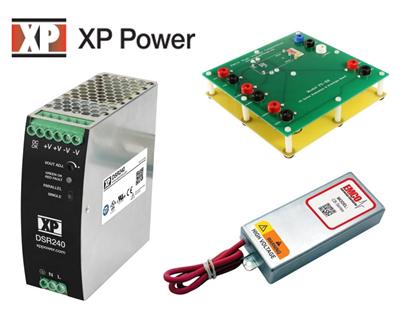 助力工业和医用低成本发展,e络盟扩充XP Power产品系列