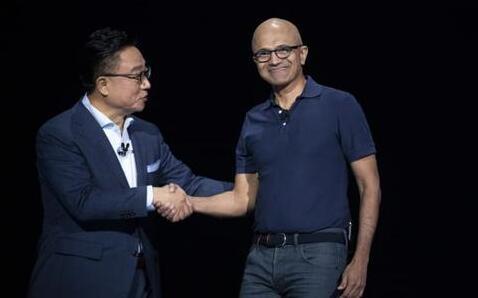 三星联手微软 让智能手机和对讲机合二为一