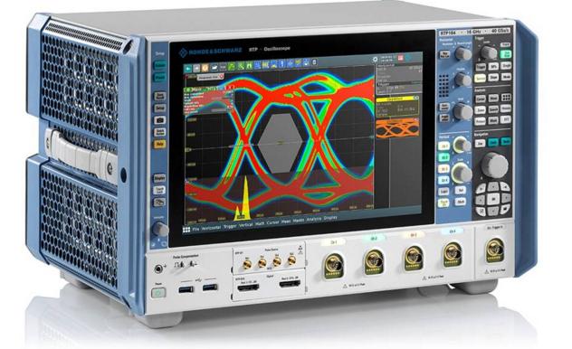 罗德与施瓦茨RTP 16GHz示波器,车载网络测试的理想搭档