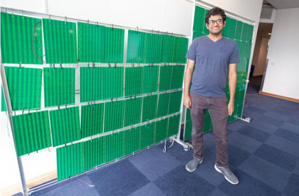 新型天线阵列诞生,smart surface可将无线信号强度提高10倍
