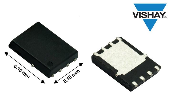 Vishay高效80 V MOSFET,实现最佳优值系数