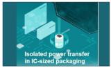 TI高效隔离式DC/DC转换器,最大限度降低EMI