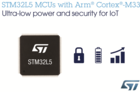 兼备超低功耗与数据安全于一身的STM32L5微控制器问市