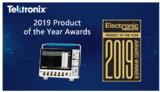 泰克4系列MSO混合信号示波器获得2019测试测量领域最佳产品奖