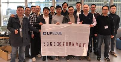 EdgeX Foundry在中国立项,中国AIoT生态建设